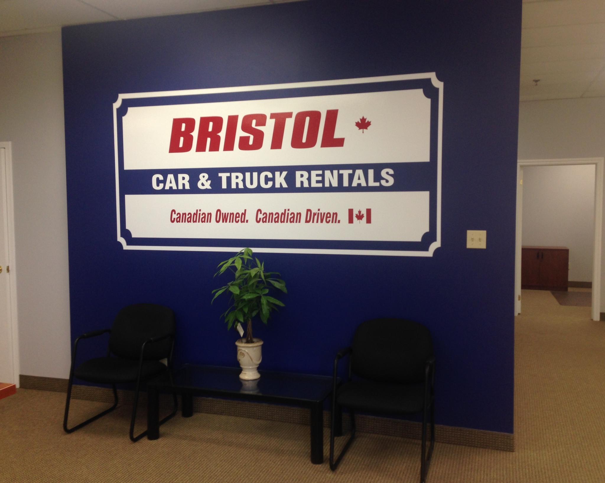 Bristol Car and Truck Rental Reception